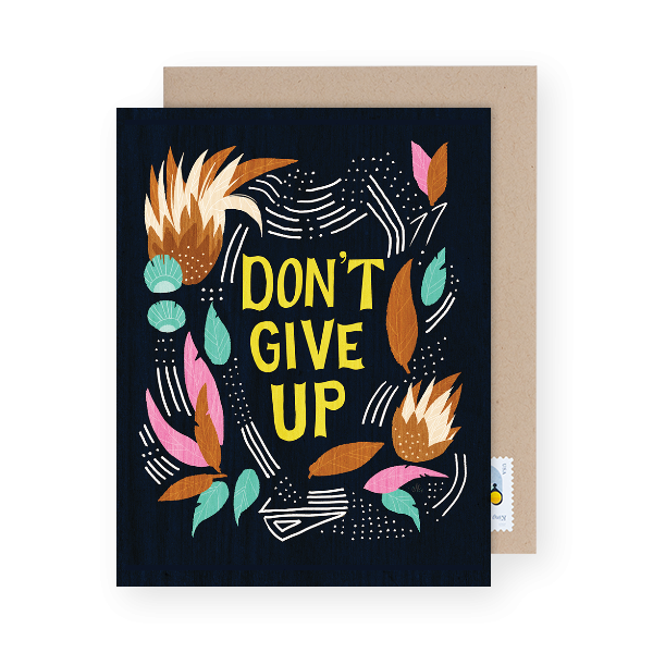 dont-give-up-card