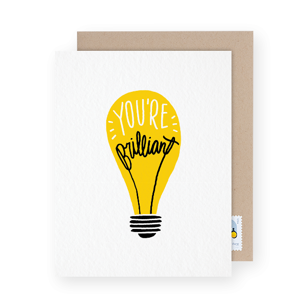 youre-brilliant-card