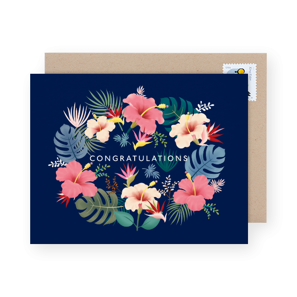 floral-congratulations-card