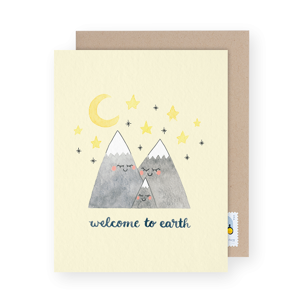 welcome-to-earth-baby-card