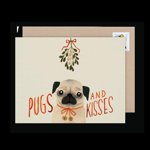 pug-christmas-card