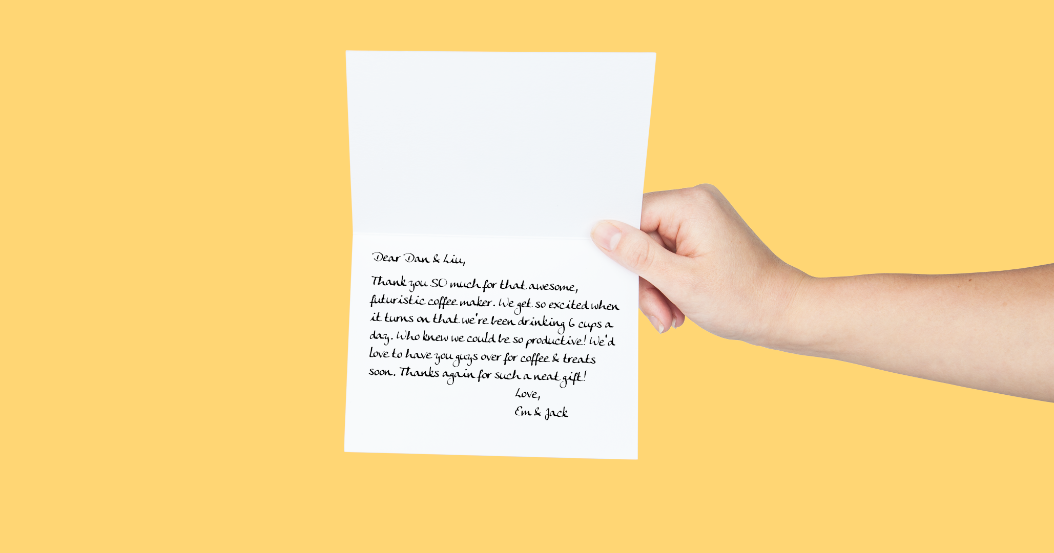 Ways To Sign Off A Greeting Card