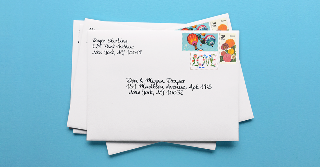 When To Send Out Save The Dates & Other Mail