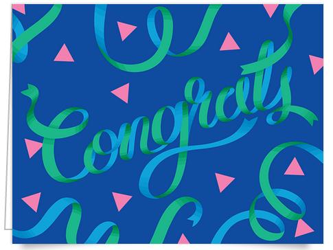 blue_gree_ribbon_congrats_card