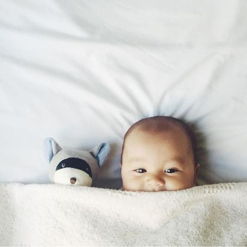 9 funny lovable baby photo ideas courtesy of pinterest for In bed pics