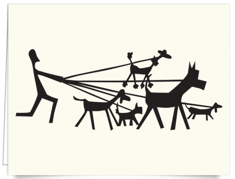 Graphic Art Card