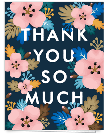 feminine-pink-floral-thank-you-card