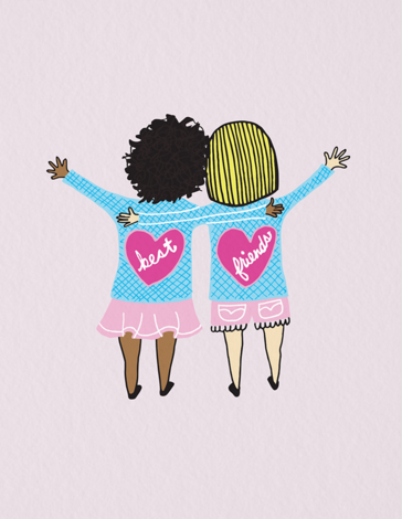 21 Valentines Day Cards for Your BFF