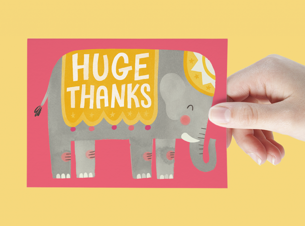 colorful-elephant-thank-you-card