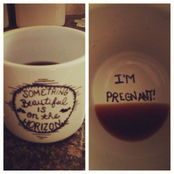 Creative Ways To Announce Engagement: 22 Seriously Funny Pregnancy Announcements