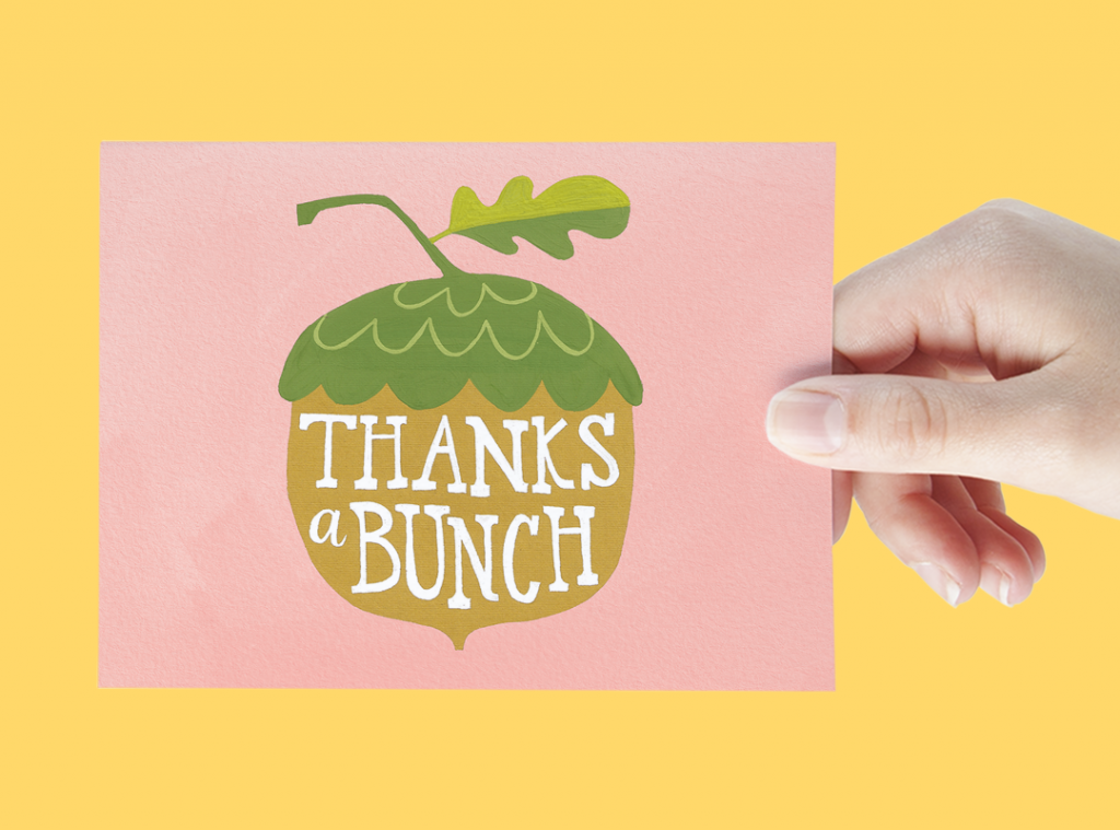 hand-painted-thank-you-note