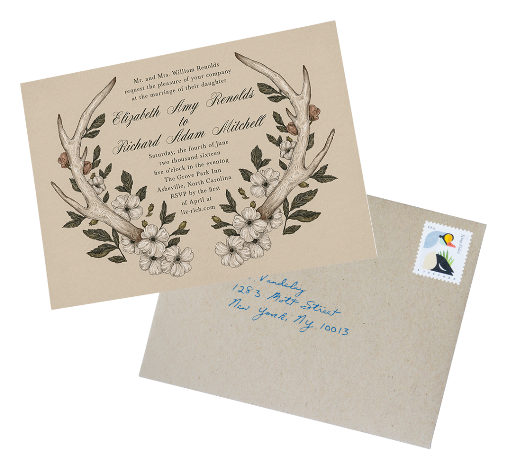 Mr And Mrs Wedding Invitation Etiquette | Infoinvitation.co