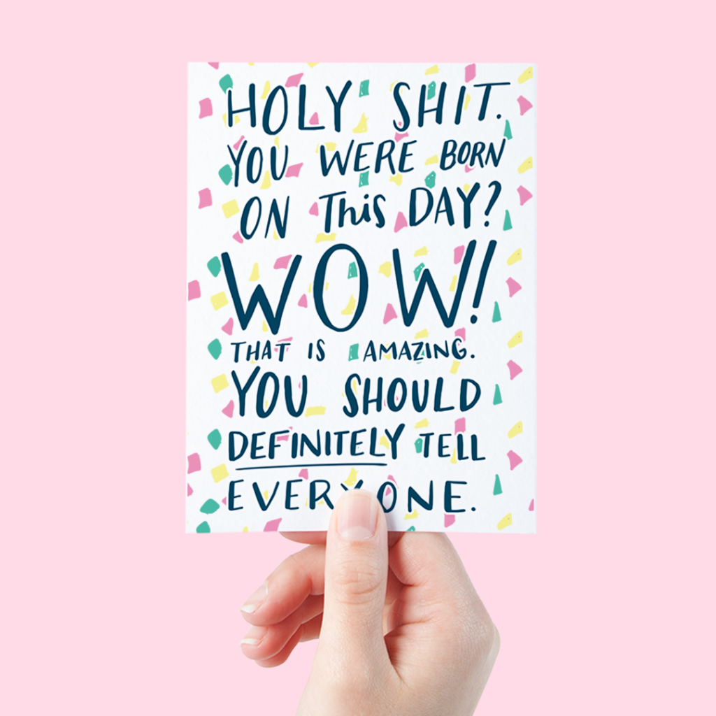 22 Funny Birthday Cards To Send Someone With A Sense Of Humor