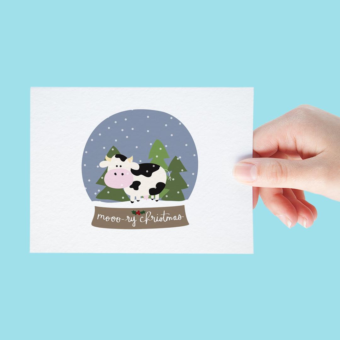 pun-christmas-card