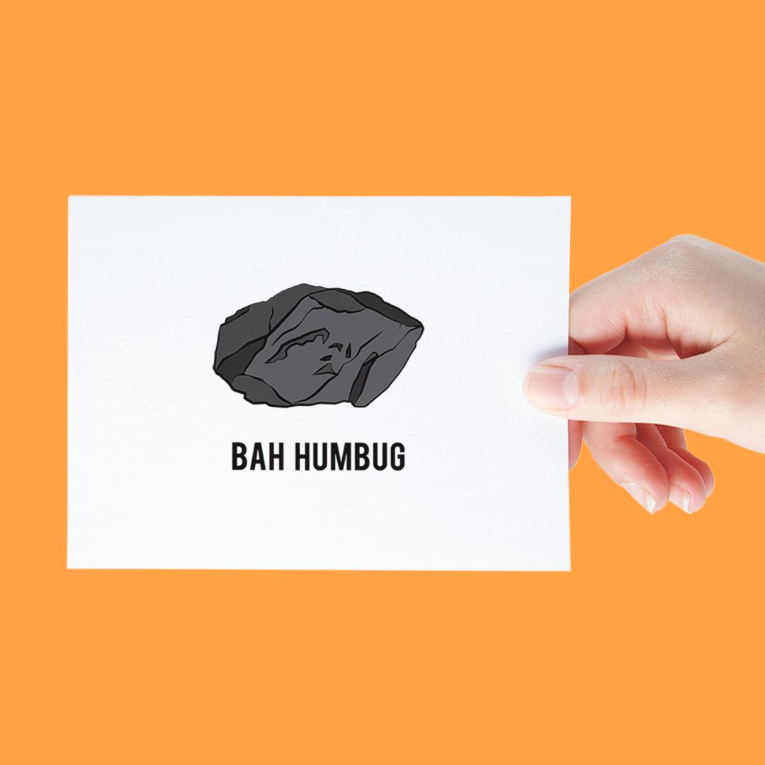 bah-humbug-card