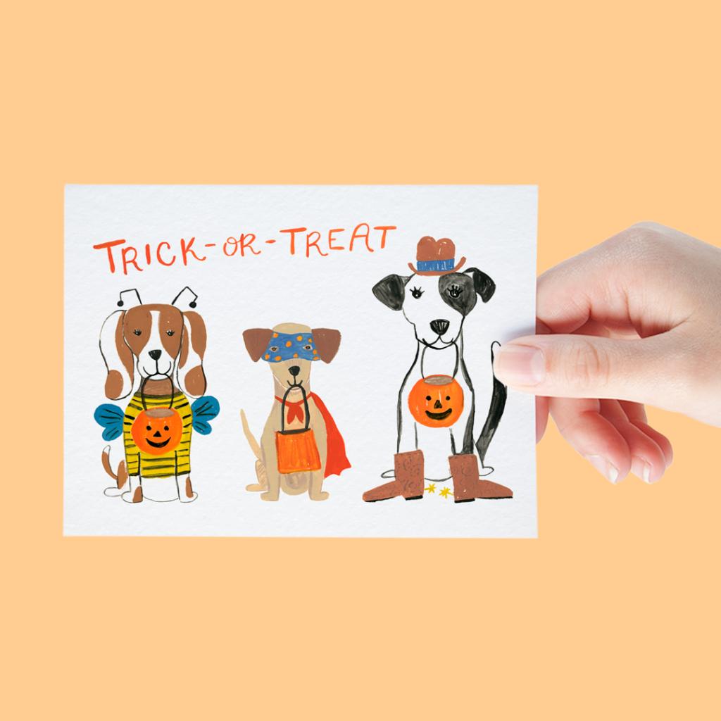puppy-halloween-cards