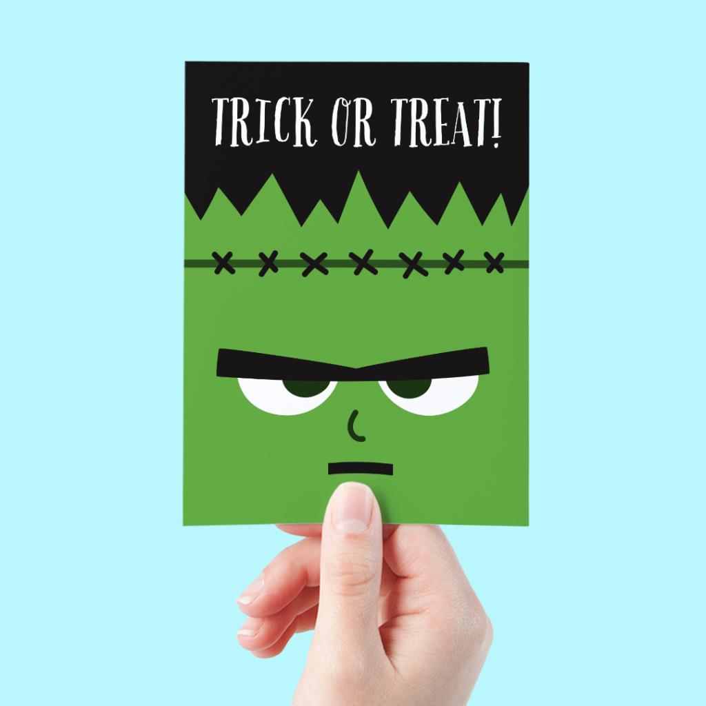 Franken_Halloween_cards