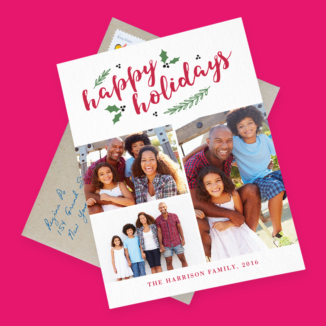 red-happy-holidays-card