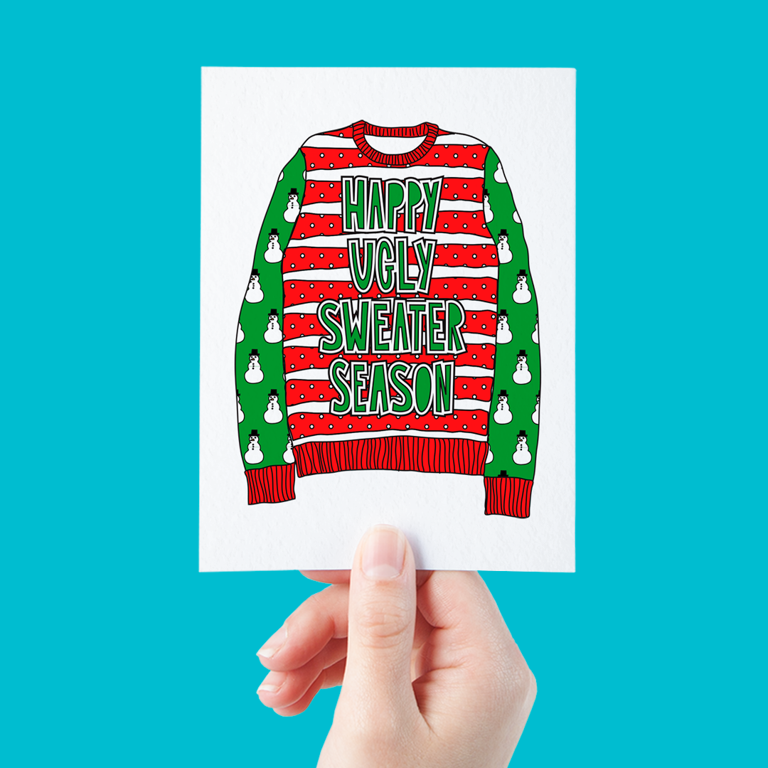 ugly-sweater-season-holiday-cards