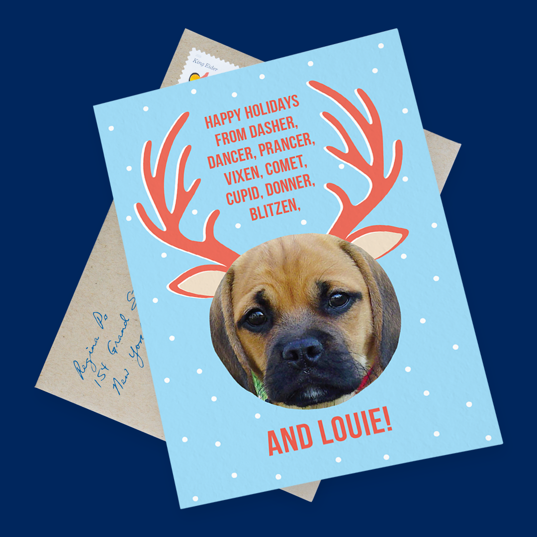 reindeer-photo-card