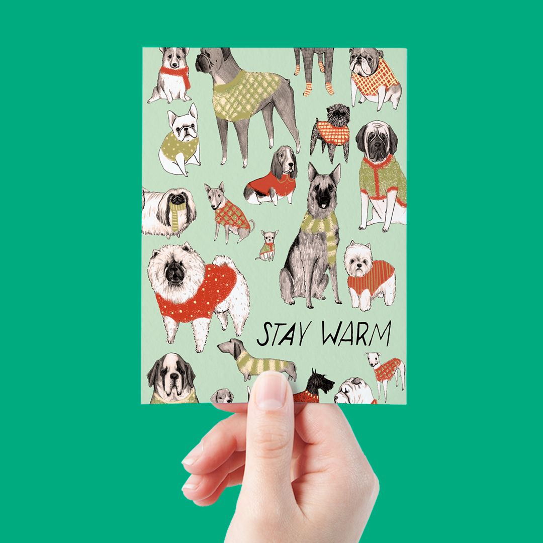 funny-dog-stay-warm-card