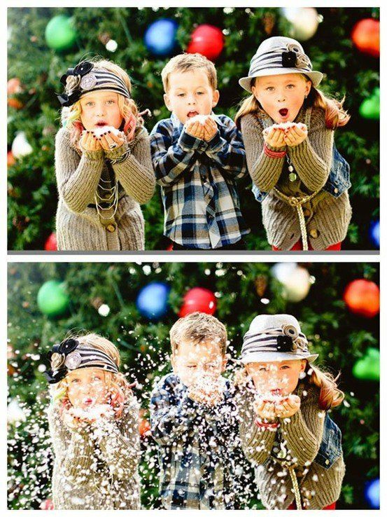 gold_confetti - Christmas Photo Cards Ideas