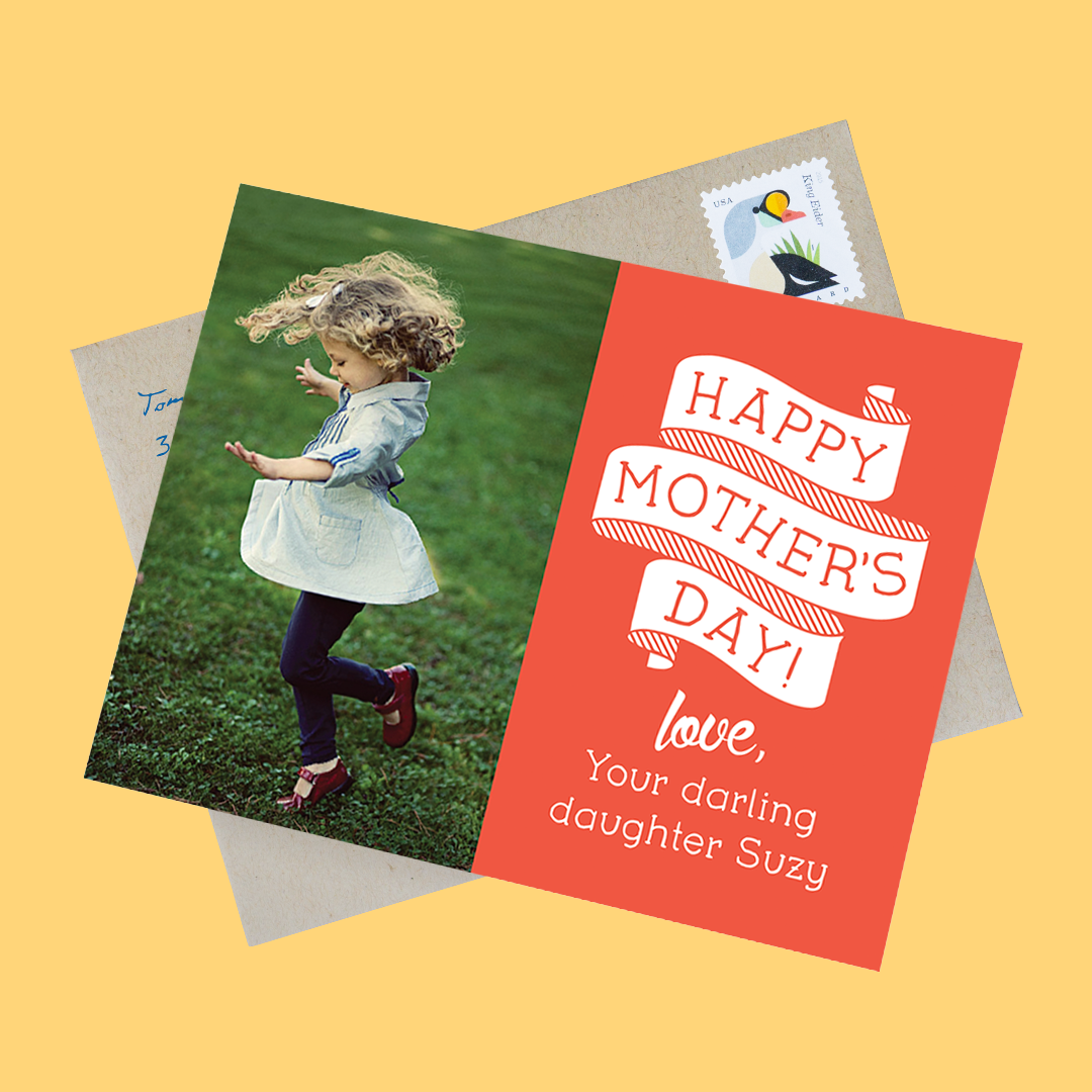 red-banner-mothers-day-cards