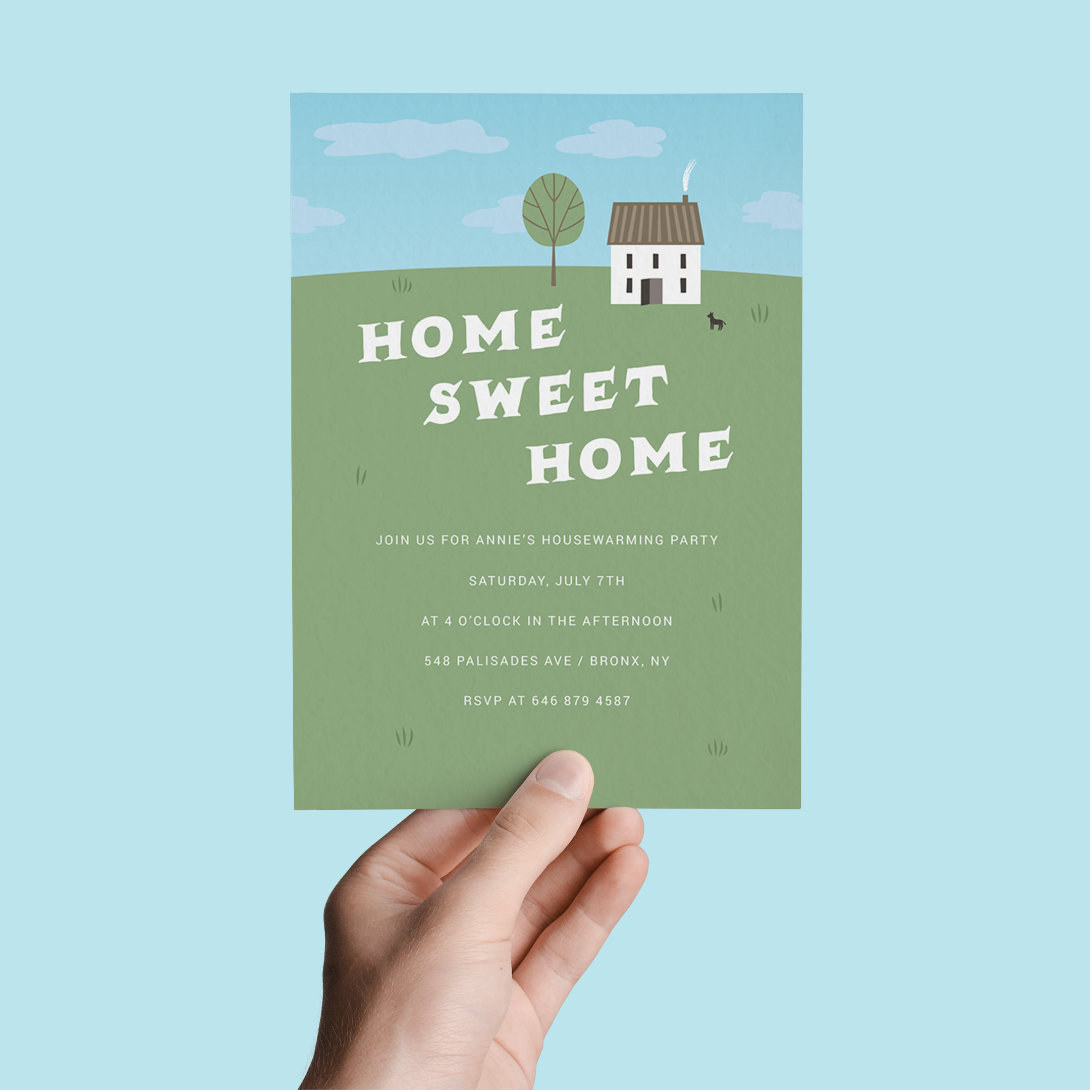 8 New Housewarming Party Invites