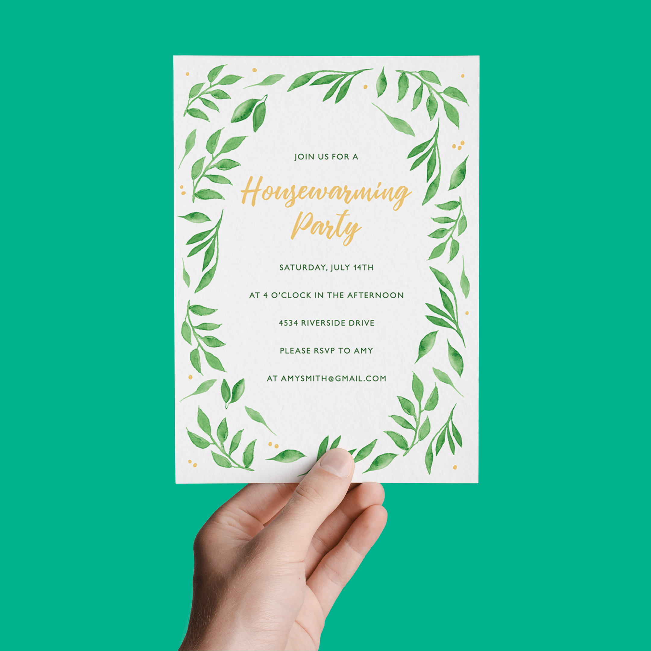 8 New Housewarming Party Invites -