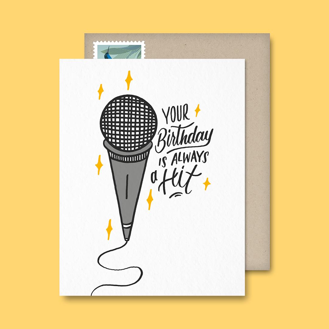 Send This Pun Birthday Card To Pretty Much Anyone In Your Squad
