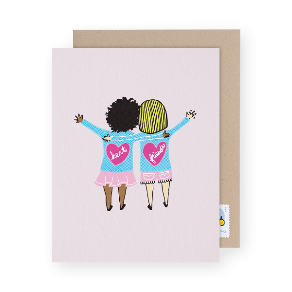 24 Galentines Day Cards To Celebrate Your Lady Friends With Gift Ideas