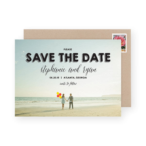 bubbly-fun-save-the-date-card-with-photo