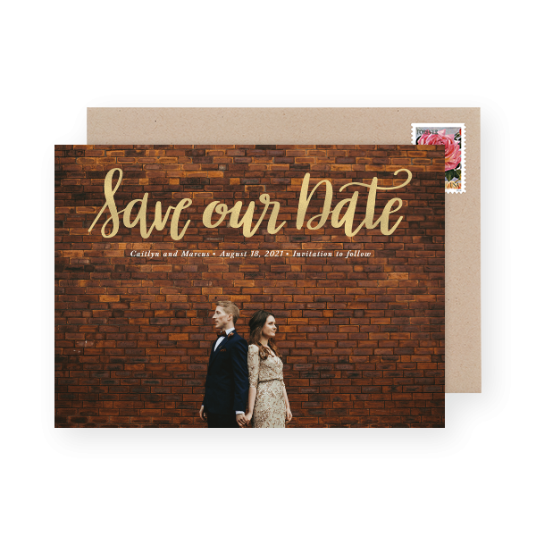 gold-script-save-the-date-with-full-photo