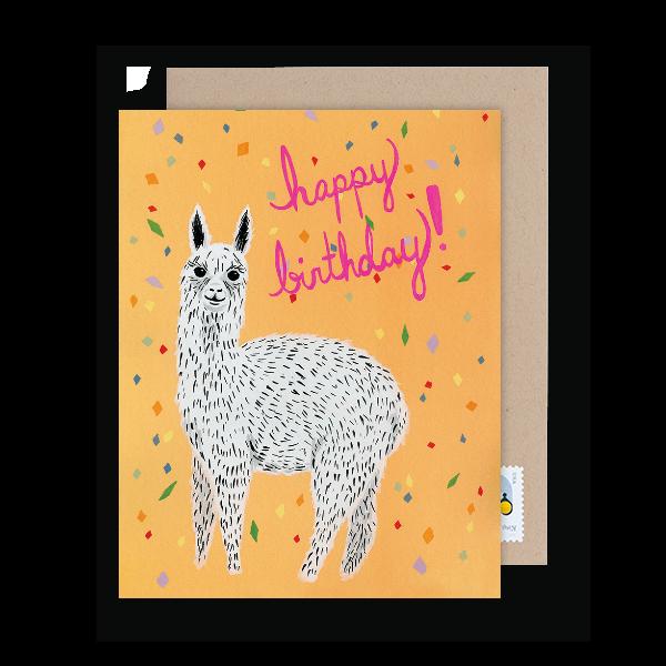 best friend's birthday card