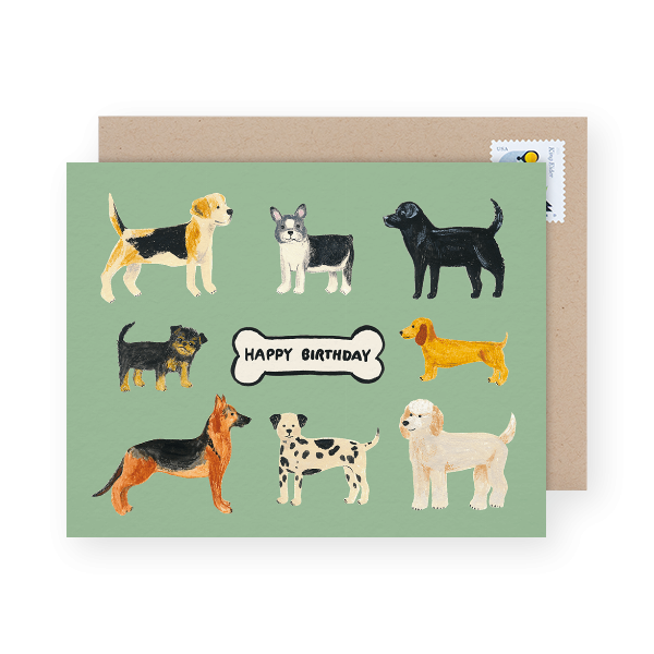 15 Dog Greeting Cards & Gifts to Send to Your Pup-Loving Friends